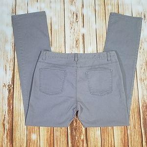 👖Ann Taylor Denim Modern Straight Jeans